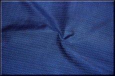画像4: ■男物 大島紬 亀甲柄 濃紺色 着物羽織 疋物 アンサンブル■ (4)