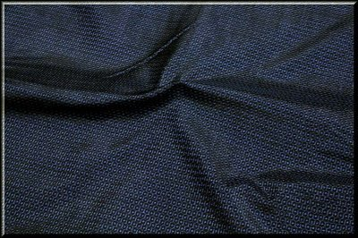 画像3: ■男物 大島紬 亀甲柄 濃紺色 着物羽織 疋物 アンサンブル■
