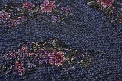 画像3: ■手縫い仕立て付き 「株式会社 大山」 古代染色純泥染 本場大島紬 7マルキ 紬■