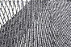 画像5: ■【横浜シルク博物館染織展 入選】 単衣に袷にも 「京友禅競技大会受賞柄」 結城紬 訪問着■ (5)