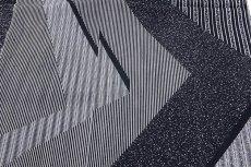 画像4: ■【横浜シルク博物館染織展 入選】 単衣に袷にも 「京友禅競技大会受賞柄」 結城紬 訪問着■ (4)