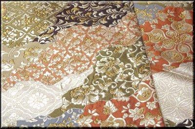 画像3: ■京都西陣織「橋本清織物」謹製 瑞祥錦 豪華絢爛 袋帯■