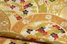 画像4: ■「薫風青海華文-絢爛」 大光織物謹製 正絹 袋帯■ (4)