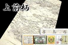 画像3: ■「本場小千谷紬織物-古志乃」 大新織物 茶屋辻之図 夏物 訪問着■ (3)