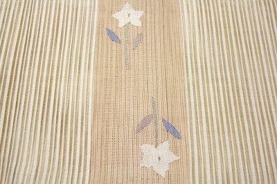 画像3: ■「正絹」 夏物 絽つづれ オシャレ 仕立て上がり 8寸 名古屋帯■