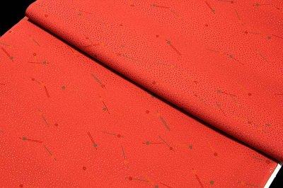 画像2: ■カンザシ柄 オシャレで華やかな 正絹 長襦袢■