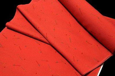 画像3: ■カンザシ柄 オシャレで華やかな 正絹 長襦袢■