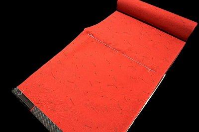 画像1: ■カンザシ柄 オシャレで華やかな 正絹 長襦袢■