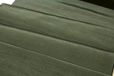画像2: ■【月山-中村工房 米沢】 男物 正絹 紬■