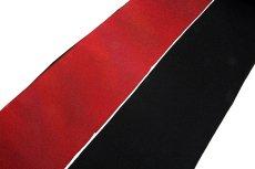 画像2: ■リバーシブル 礼装 カジュアル&フォーマル 黒地 正絹 羽尺 和装コート■ (2)