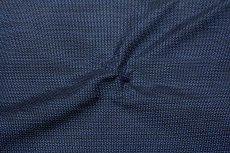 画像2: ■「最高級品」 男物 本場奄美大島紬 亀甲柄 「西紬工場」謹製 着物羽織 疋物 アンサンブル■ (2)