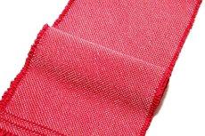 画像2: ■「総絞り」 振袖に最適 正絹 帯揚げ 金糸織 飾りつき 丸組 帯締め セット■ (2)