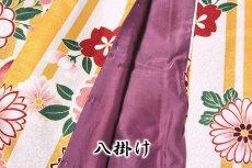 画像4: ■「仕立て上がり-洗える着物」【hiromichi nakano-ヒロミチナカノ】 Lサイズ 新品 袷 小紋■ (4)