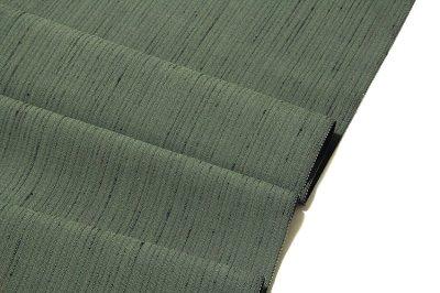 画像2: ■「つむぎ生地」 縦節紬 スコッチガード 男物 反物 正絹 紬 袴■