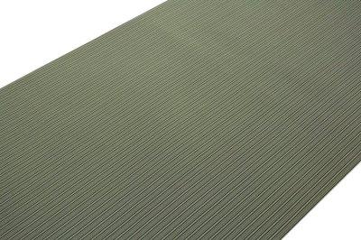 画像1: ■「特撰:仕舞平」 縞柄 麹塵色系 上質で高級な 男物 反物 正絹 袴■