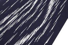 画像3: ■「高級ちりめん使用」 単衣にもおすすめ 粋でオシャレな 反物 正絹 小紋■ (3)