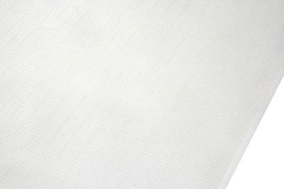画像1: ■「東レシルック-丸洗いができる」 夏物 白色 平絽 反物 ポリエステル 長襦袢■