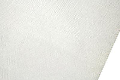 画像1: ■「シルエール加工」 夏物 白色 絽 反物 正絹 長襦袢■