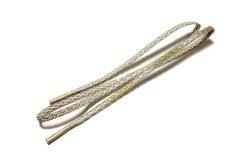 画像3: ■「正絹 夏物 絽」 可愛らしい オシャレ 地模様入り 帯揚げ 平組 帯締め セット■ (3)