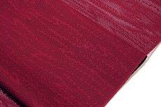 画像3: ■【訳あり】「やさか羅織:田辺織物謹製」 夏物 単衣兼用 羅織コート ちりよけコート 正絹 羽尺 羽織 和装コート■ (3)