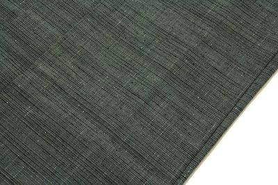 画像3: ■「仕立て上がり:特選 米沢織」 男物 味わい深い節糸 縞柄 正絹 米沢紬 馬乗袴■