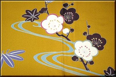 画像3: ■仕立て上がり 正絹 手描き 丹後ちりめん 振袖■