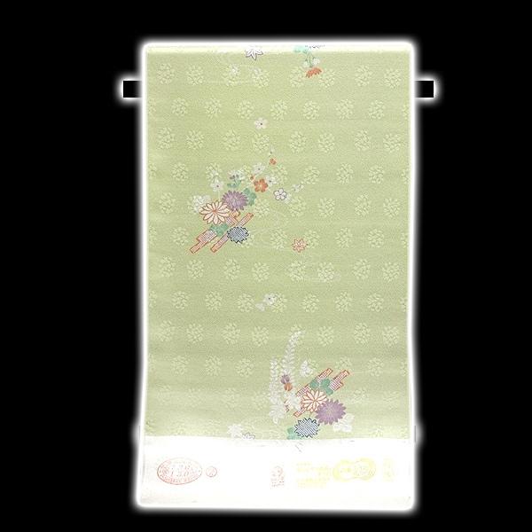 画像1: ■「日本の絹-丹後ちりめん」 地紋 正絹 小紋■ (1)