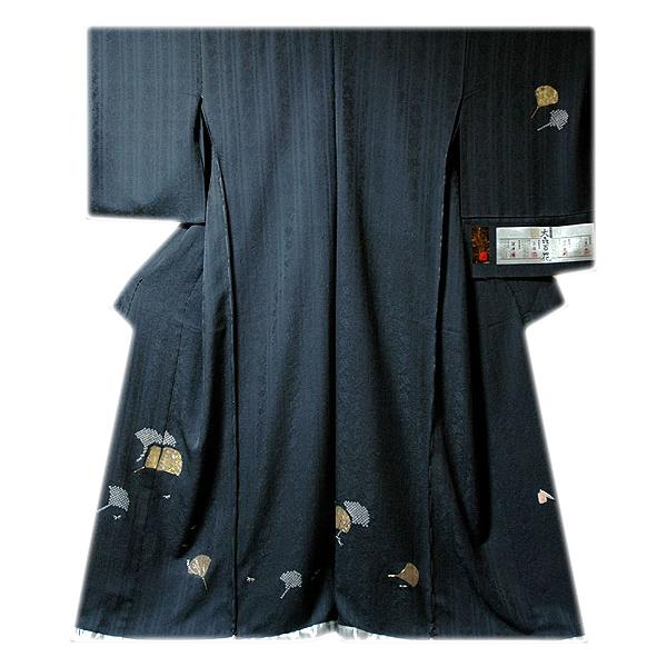 [和楽屋] ◆手縫い仕立て付き 十日町 青柳 大喜百花 純国産 細やかな刺繍入り 【逸品】 訪問着◆