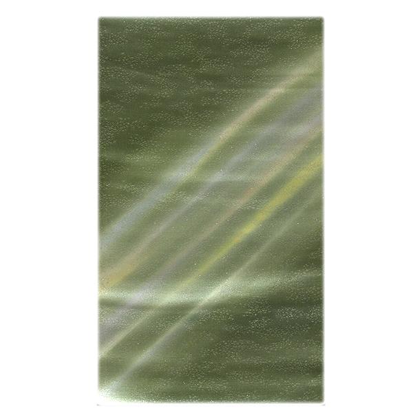 画像1: ■煌びやかな引箔 美しいグラデーション 正絹 九寸 名古屋帯■ (1)